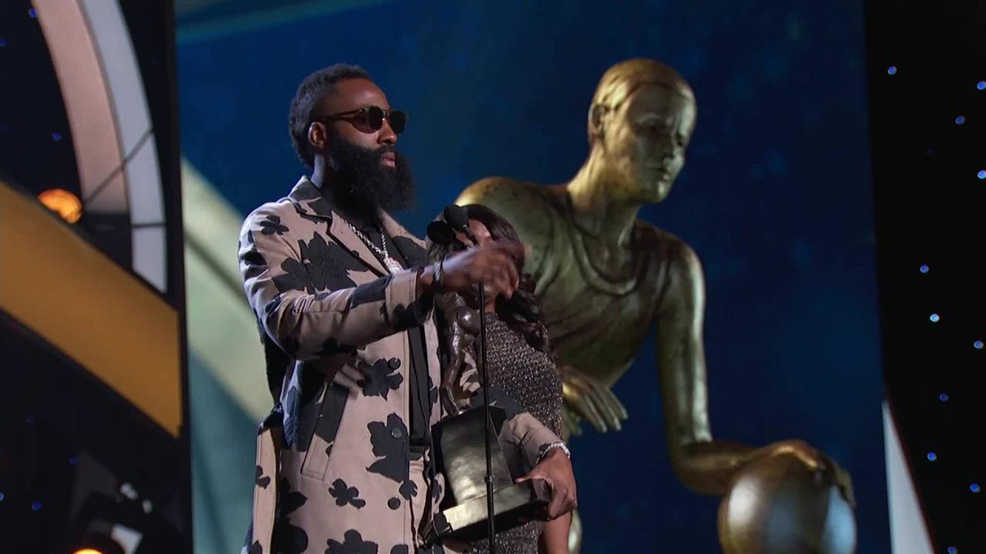 Kia NBA Most Valuable Player James Harden NBAcom 1920x1080