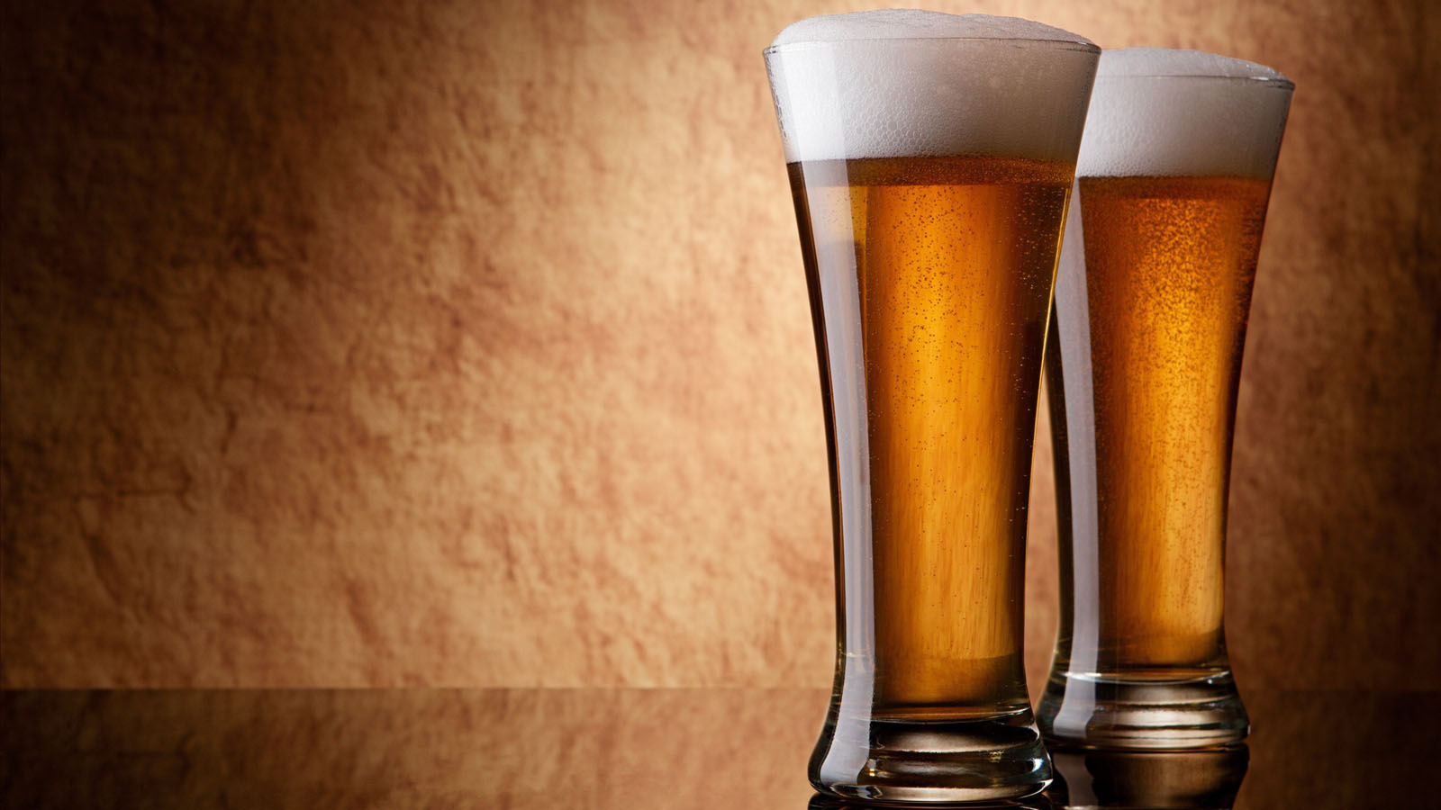 Free Download Beer Glasses Two Hd Wallpaper Pictures To Pin