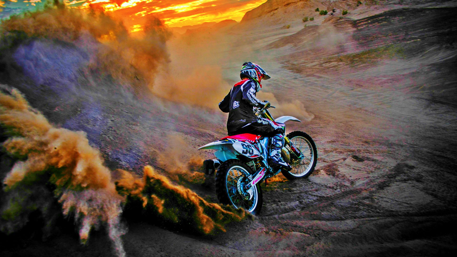 BuzzTrakr Freestyle Motocross Extreme 1920x1080