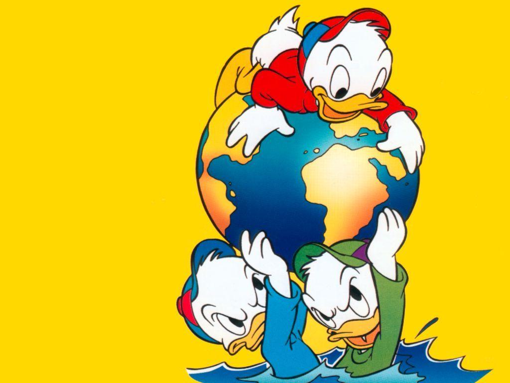 Wallpaper iphone donald duck - Duck Tales Cartoon Wallpapers