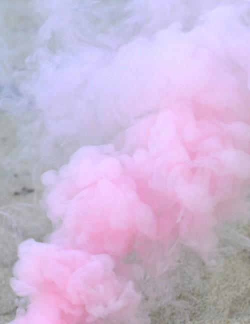 Tumblr Grunge Smoke hipster grunge pink pastel pale pastel grunge 500x648