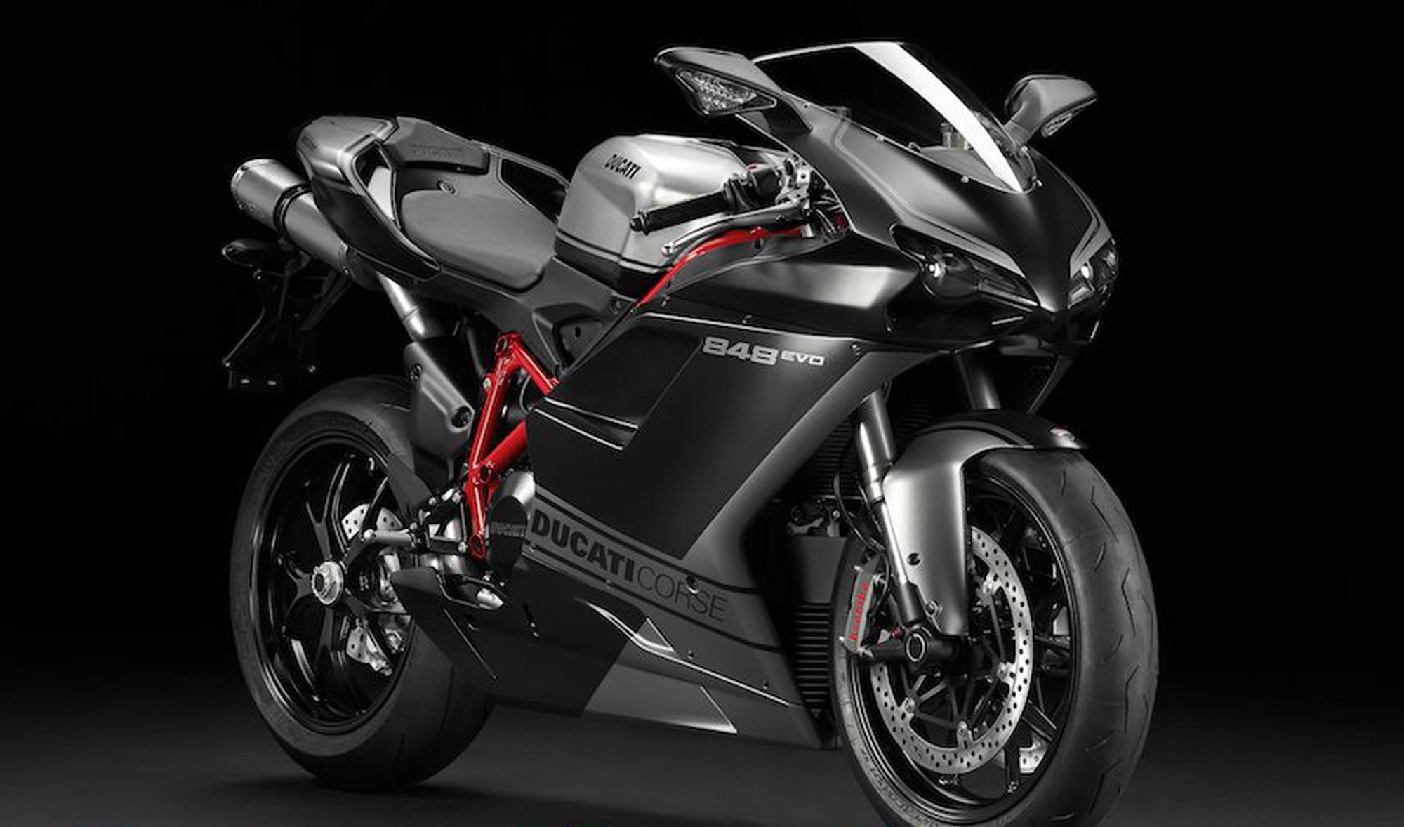 Definition Ducati Corse