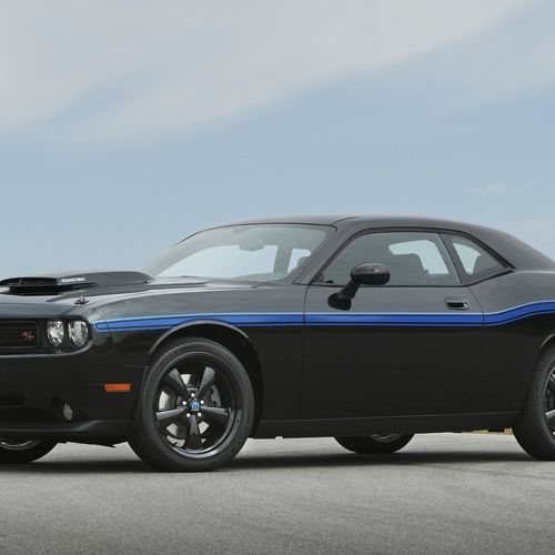 HD Pumped Up Dodge Challenger Wallpaper 500x500