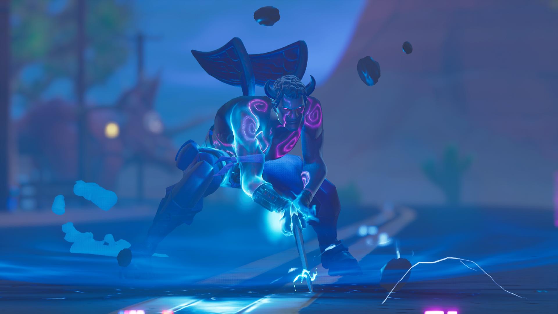 Cool screenshot I got of the Fallen Love Ranger using the Infinity 1920x1080