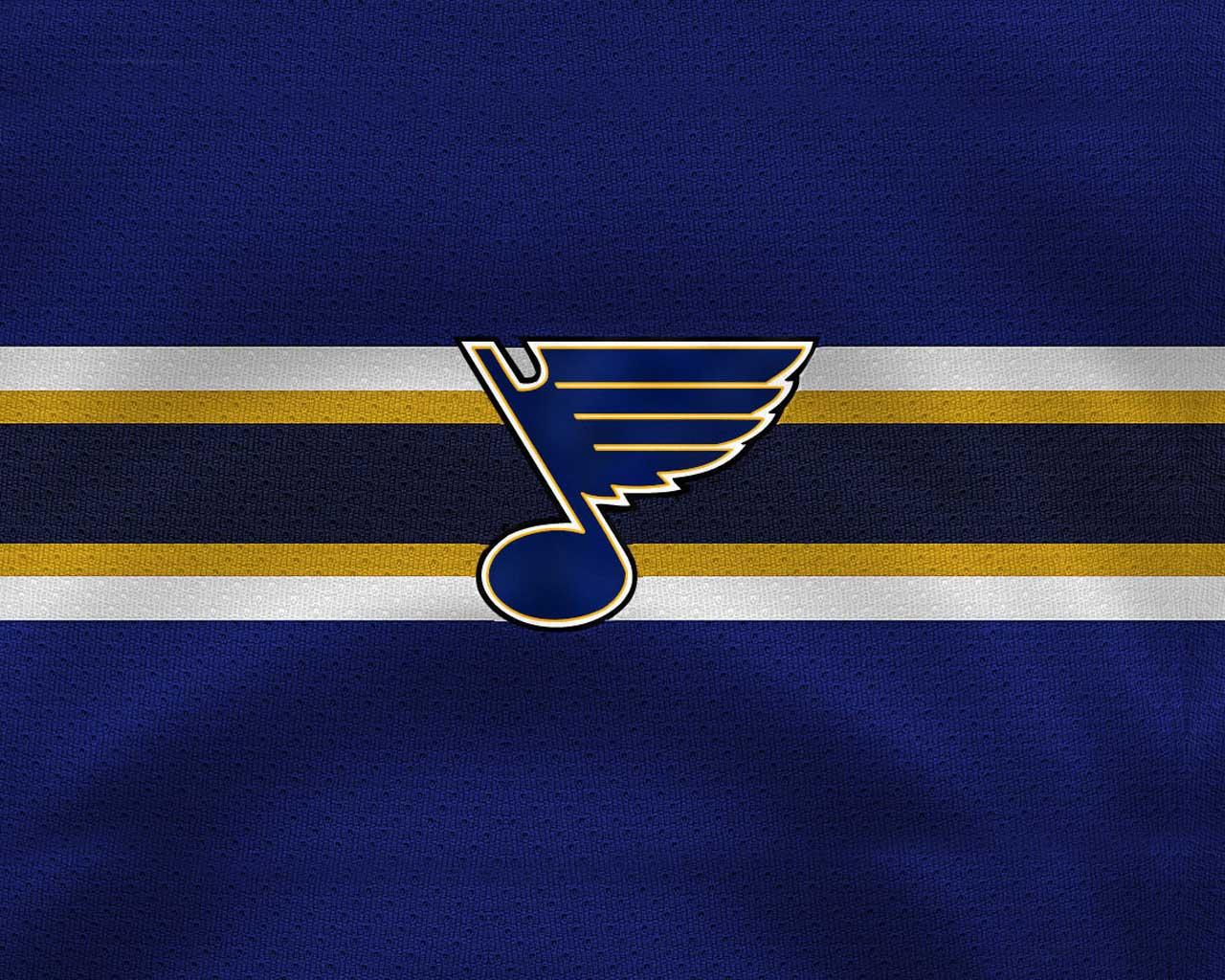 NHL St Louis Blues 1280x1024