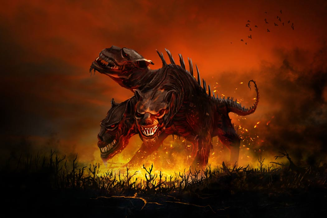 Cerberus Legendary Hell Hound of the Underworld Ancient Origins 1050x700