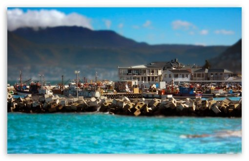 Kalkbay Cape Town South Africa wallpaper 510x330