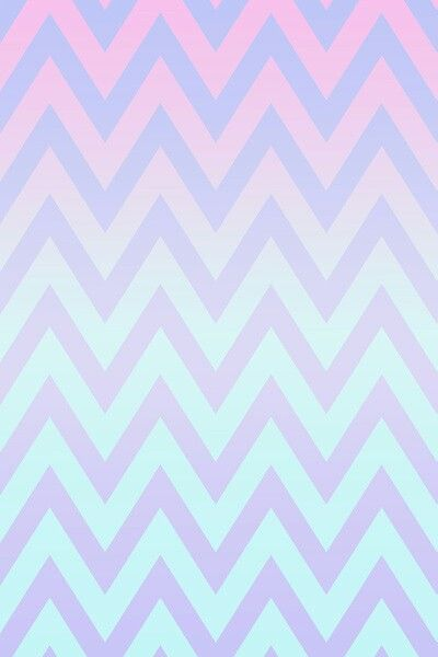 pastel colored chevron pattern pink to blue with pale purple zig zag 400x600