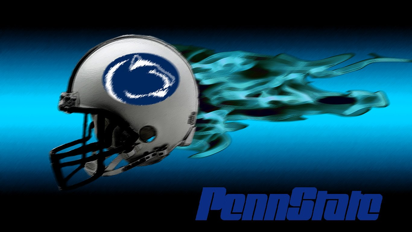 Pennstate Wallpaper by tg2300 1366x768