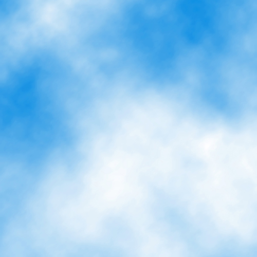 Blue Sky with clouds vector backgrounds 02   Vector Background 500x500