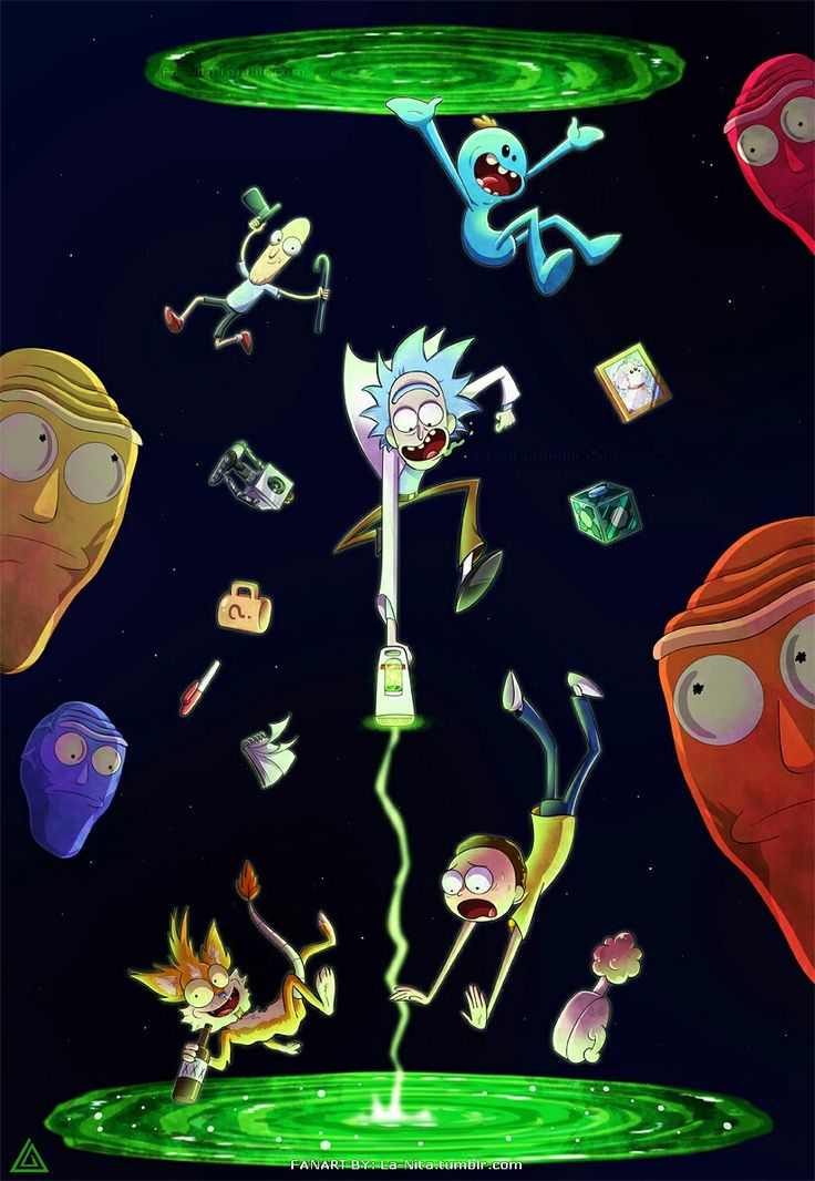 Best 25 Rick and morty wallpaper ideas 736x1066