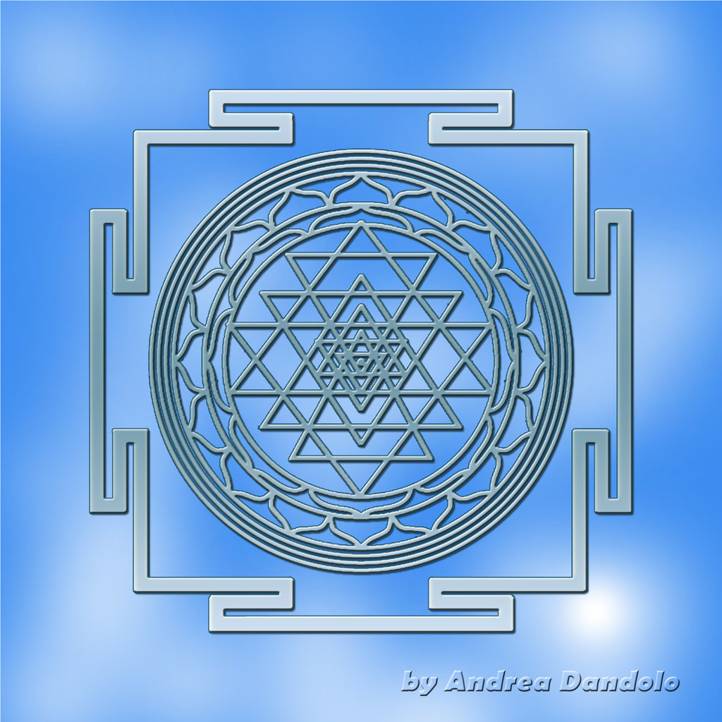 48+] Sri Yantra Wallpaper on WallpaperSafari
