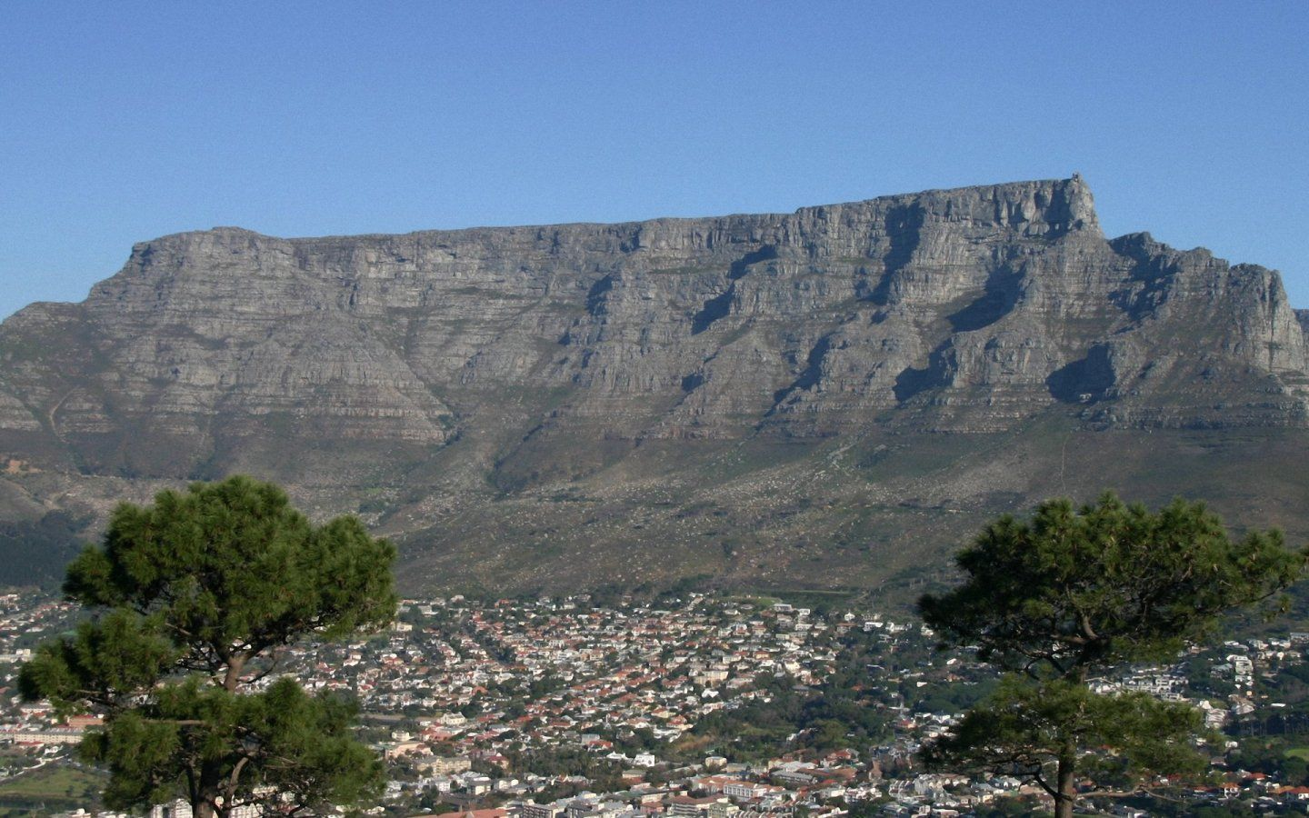 Table Mountain Other size Wallpaper 1440x900 Hot HD Wallpaper 1440x900