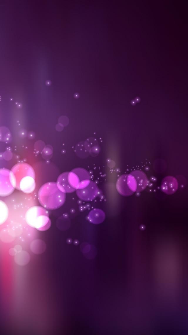 Purple Iphone Wallpaper Wallpapersafari