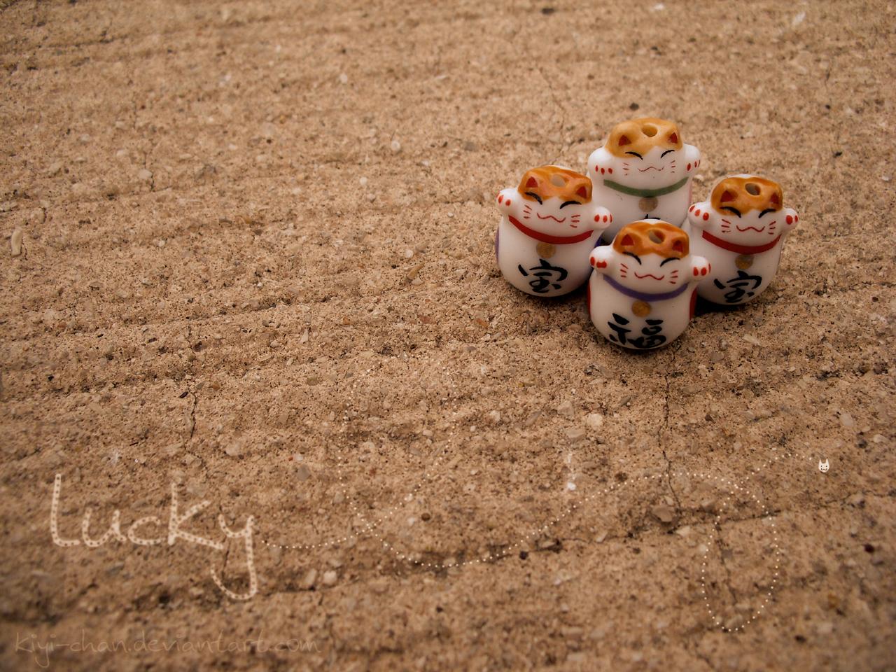 Lucky Cats 1280x960