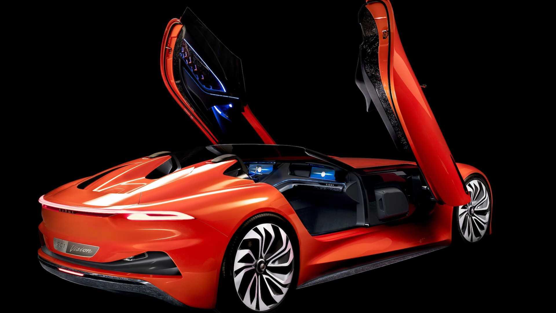 Karma SC1 Vision Concept Previews Design Language Of Tomorrow 1920x1080