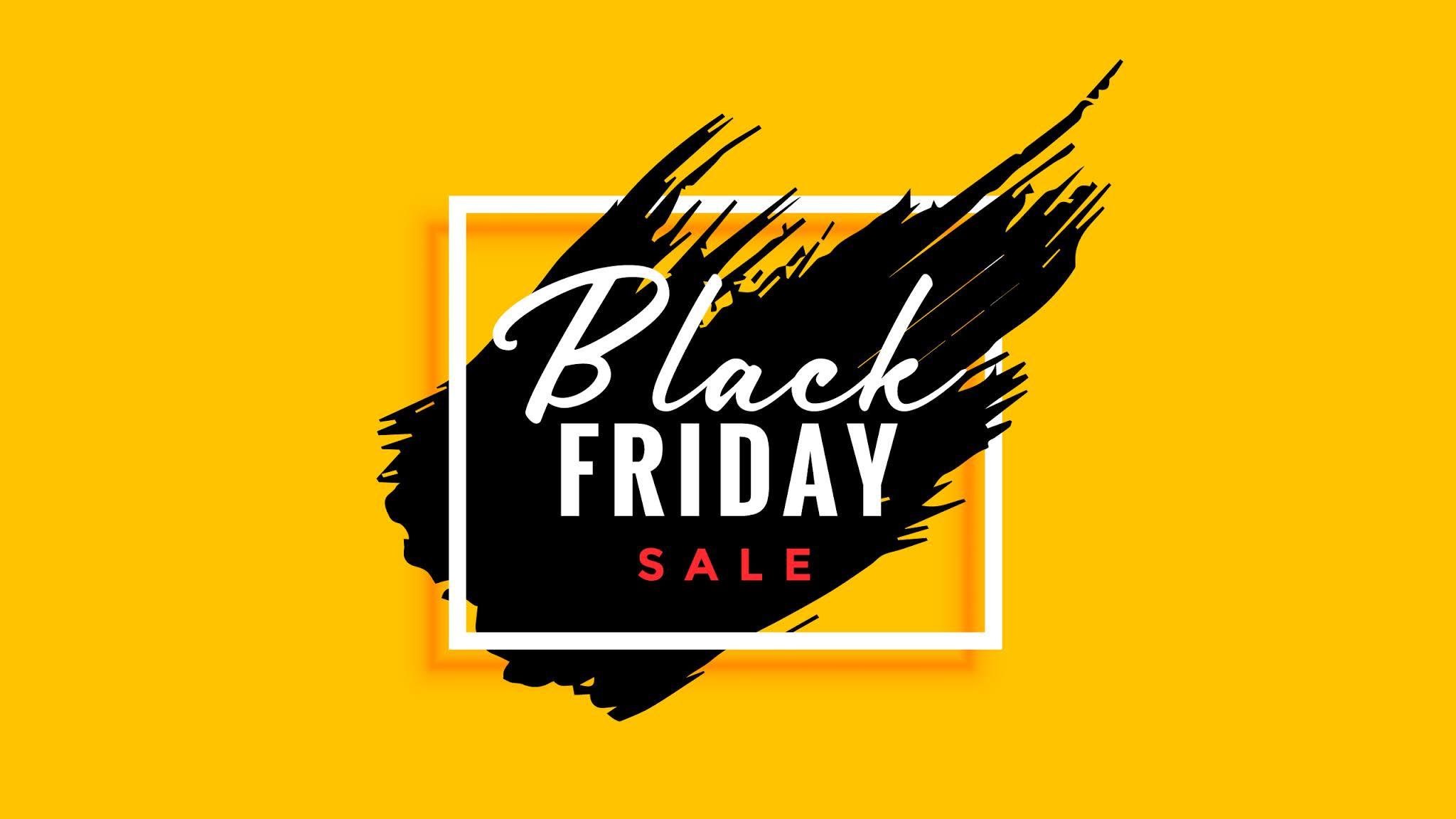 Black Friday Wallpaper 2048x1152