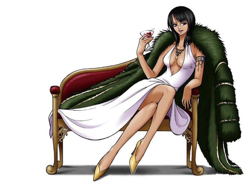 One Piece Nico Robin Wallpaper  WallpaperSafari