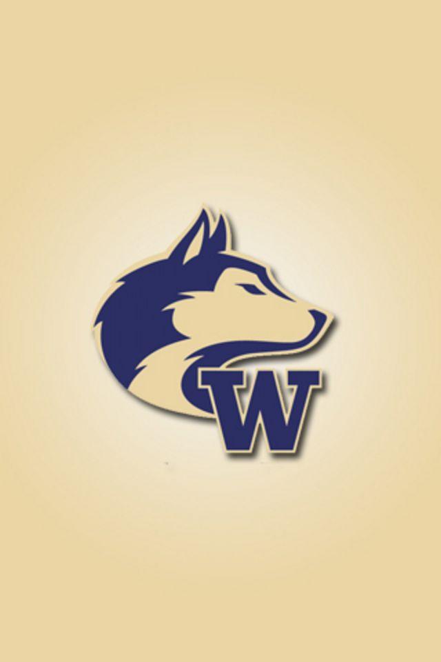 Washington Huskies Wallpaper 640x960