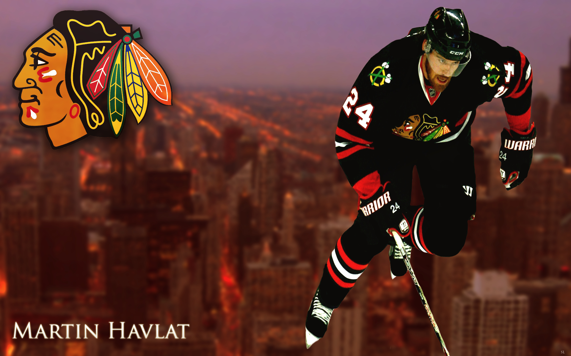 Pin Chicago Black Hawks Nhl Champions 2010 Wallpaper 1920x1200