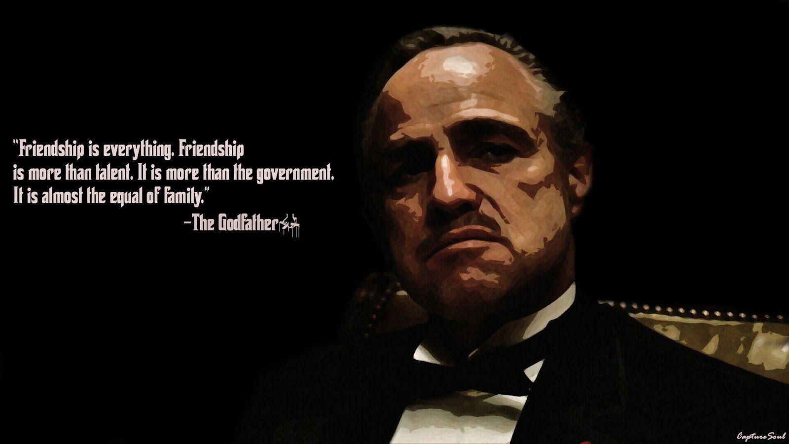 Wallpapers The Godfather 1600x900