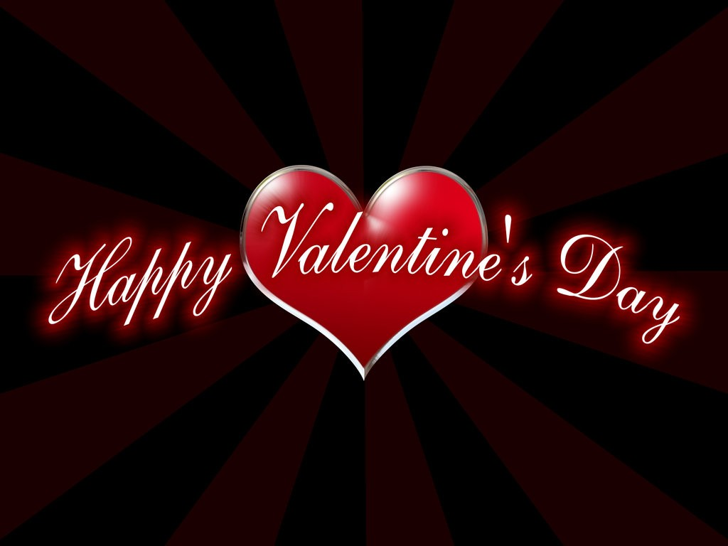 25 Valentines Day Cards And Wallpapers 1024x768