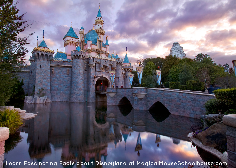 Disneyland Resort 60 Fascinating Facts Disneyland60 3000x2137