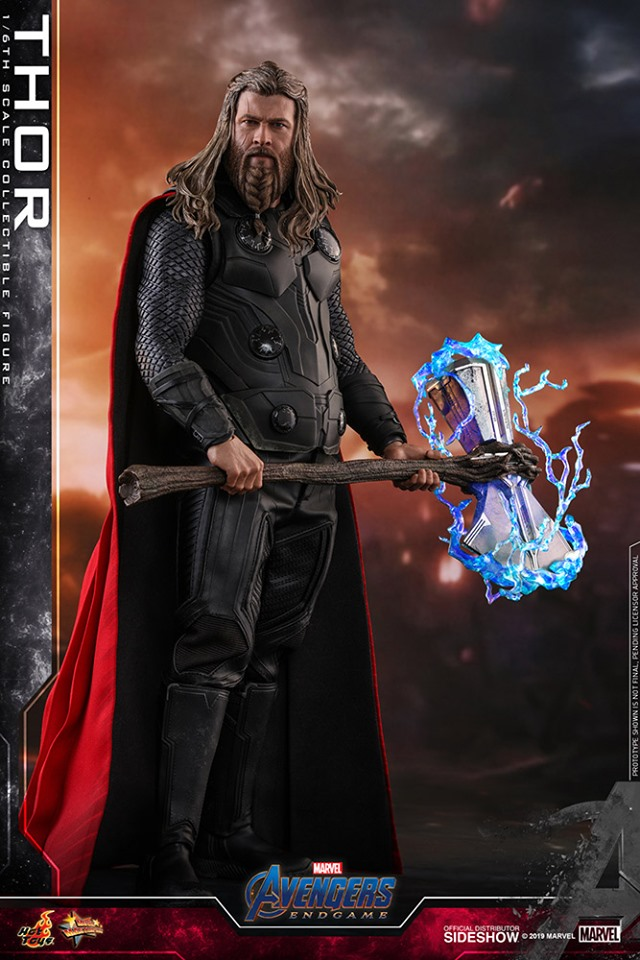 Avengers Endgame   Thor 16 Scale Chris Hemsworth Hot Toys 904926 640x960