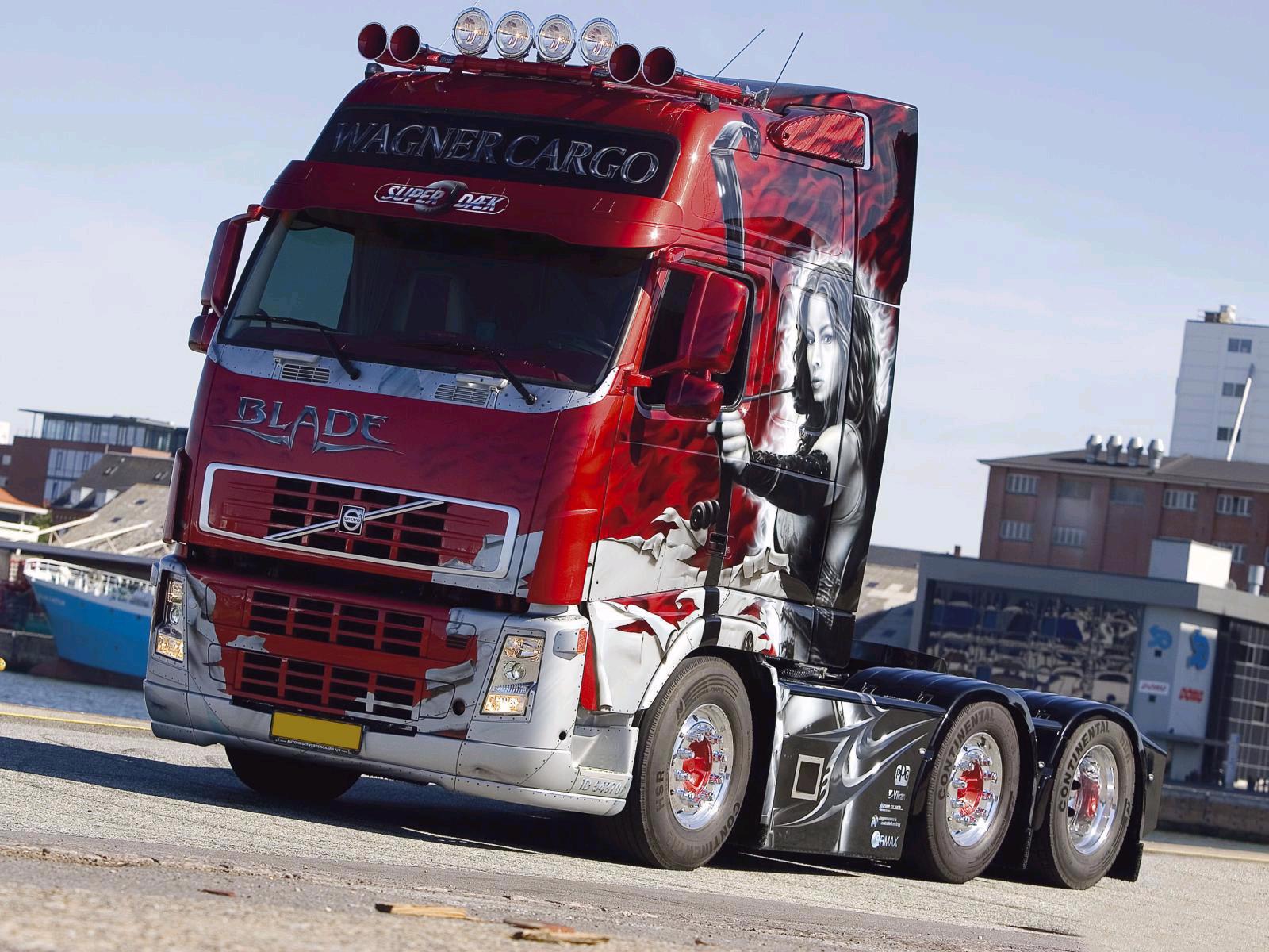 Volvo Truck wallpaper   ForWallpapercom 1600x1200