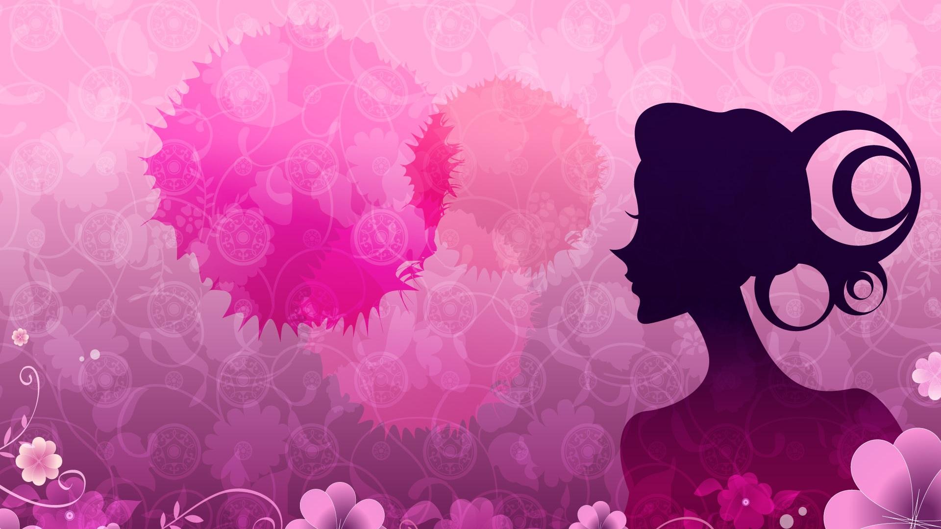 Girly Wallpapers Desktop Image 1920x1080