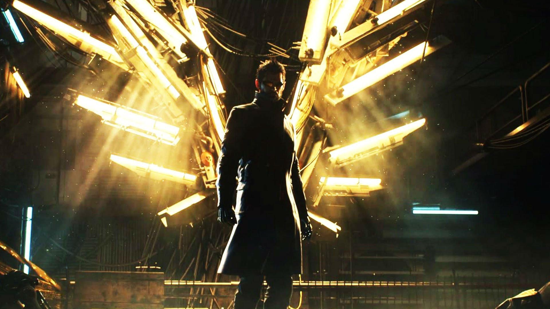 10 Best Deus Ex Mankind Divided Wallpapers HD 1920x1080