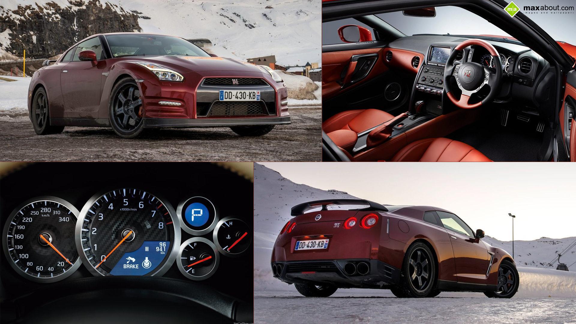 2015 Nissan GT R wallpaper   1136646 1920x1080