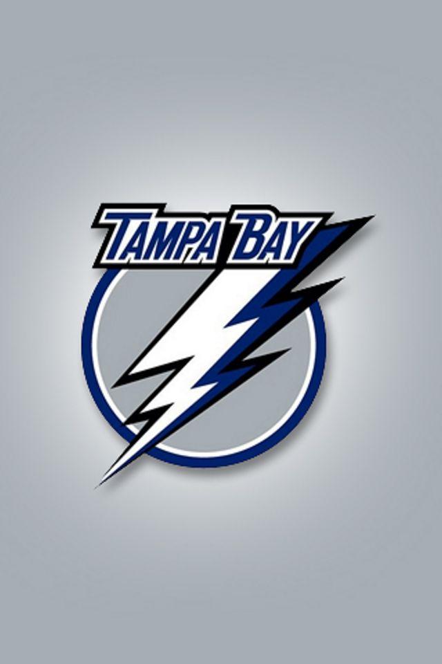 Tampa Bay Lightning iPhone Wallpaper HD 640x960