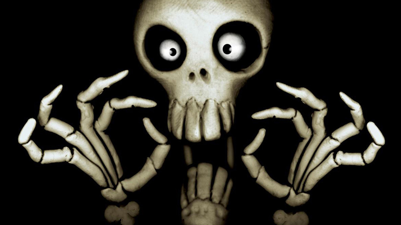 evil skull wallpapers screensaver - photo #6