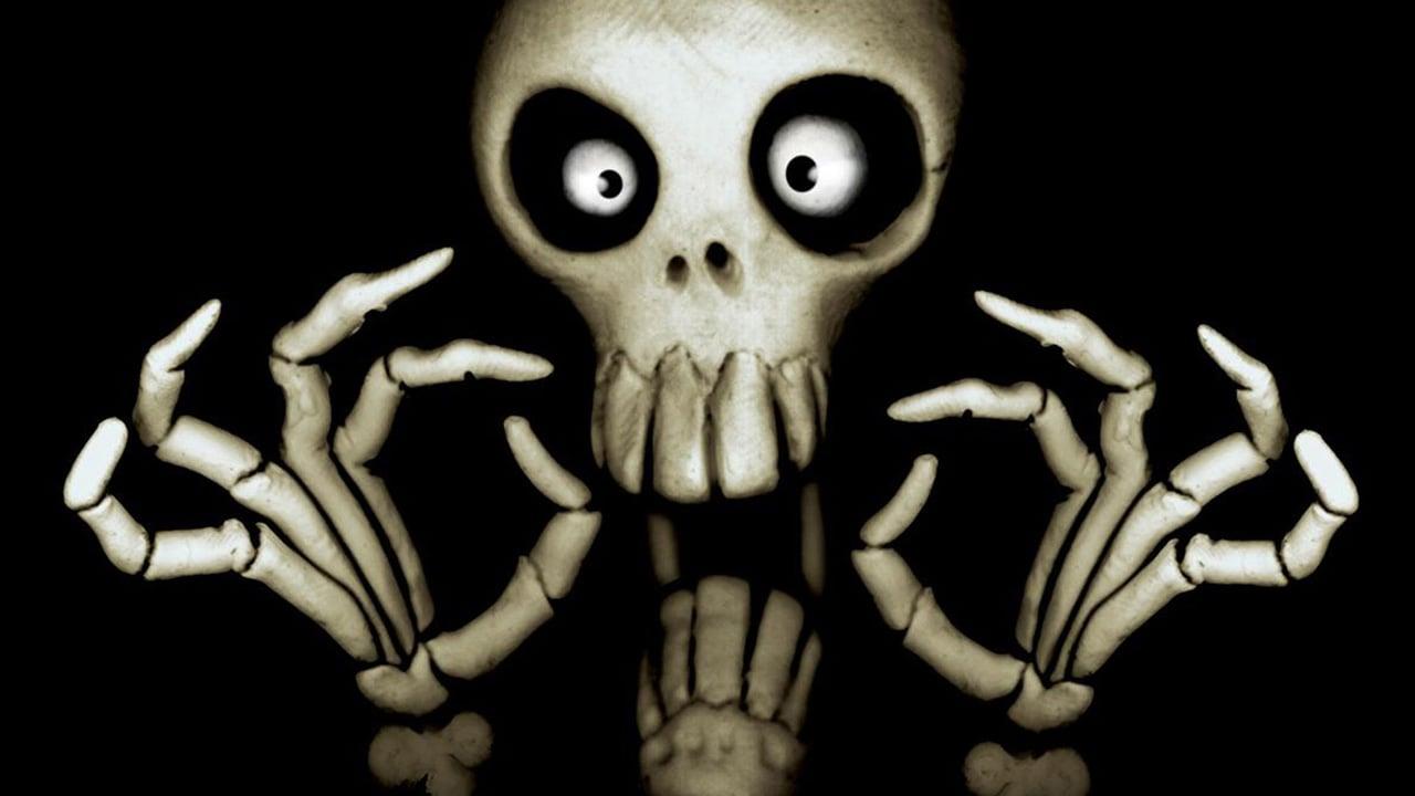 live wallpaper of skeleton