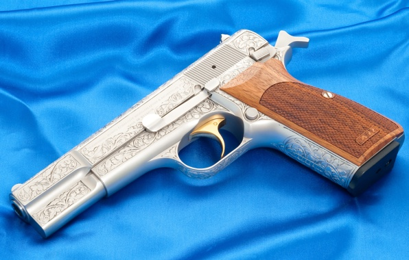Wallpaper browning hi power weapons wallpapers browning hi power 596x380