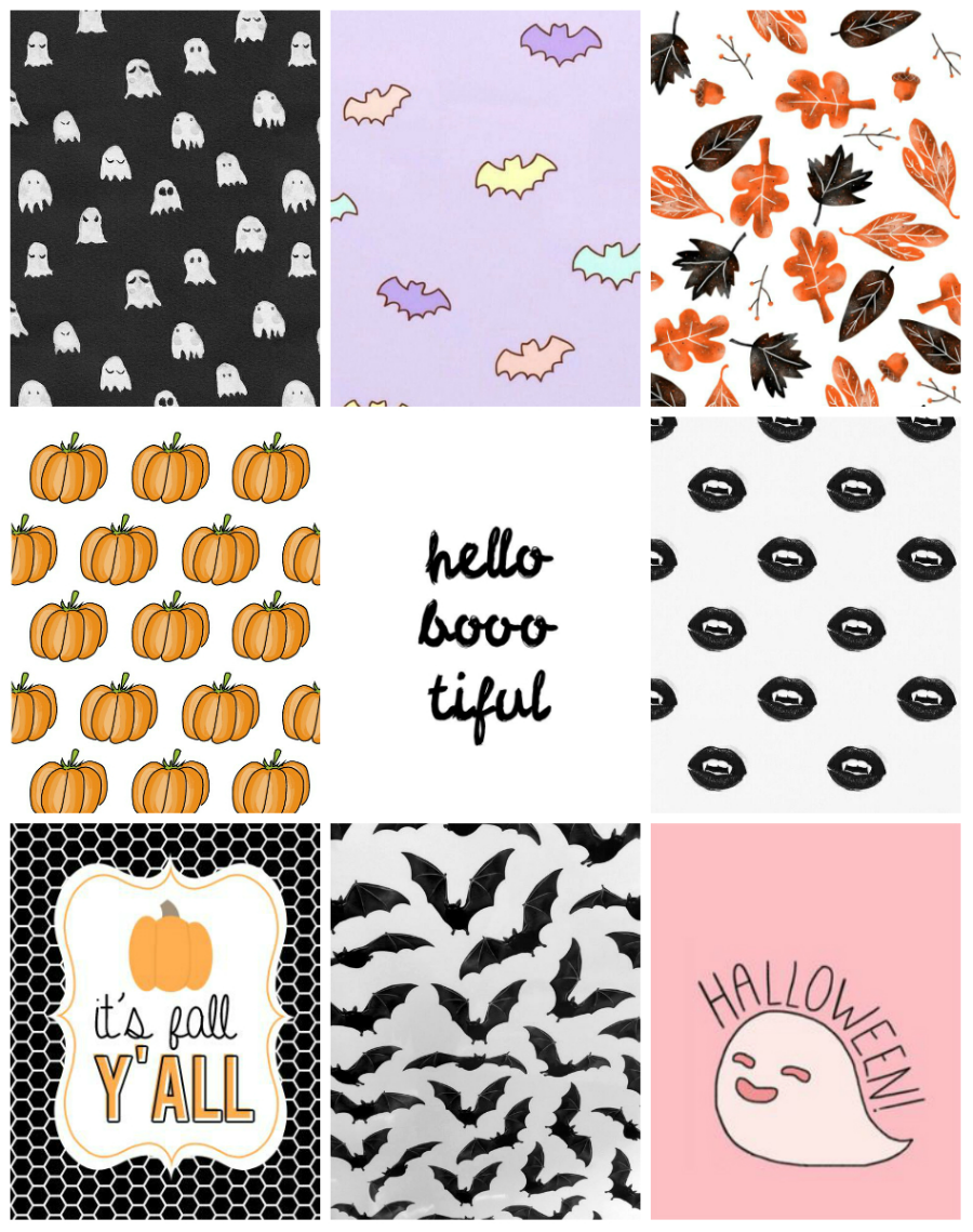 Cute Halloween Wallpapers For Your iPhone Witch Cake 900x1139