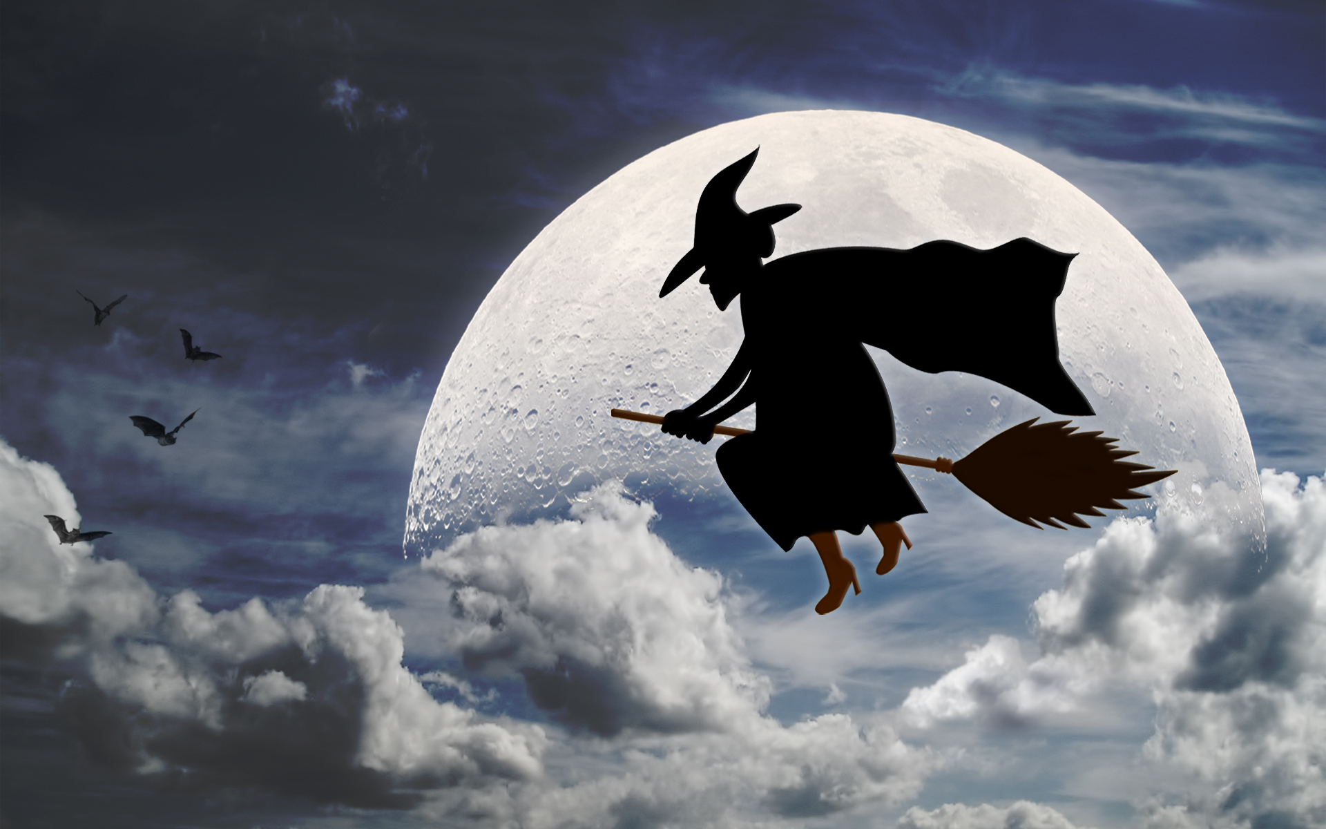 halloween pictures of witches