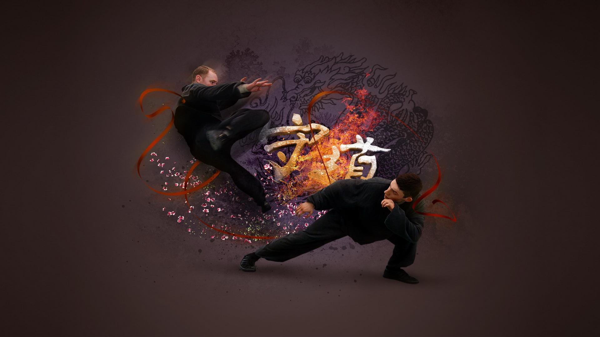 Free Download Martial Arts Wallpaper 13 Hd Desktop