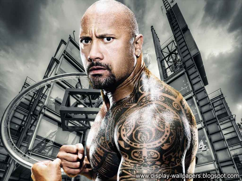 wwe wallpaper 2013 view this the rock wallpaper in our wwe wallpapers 1024x768