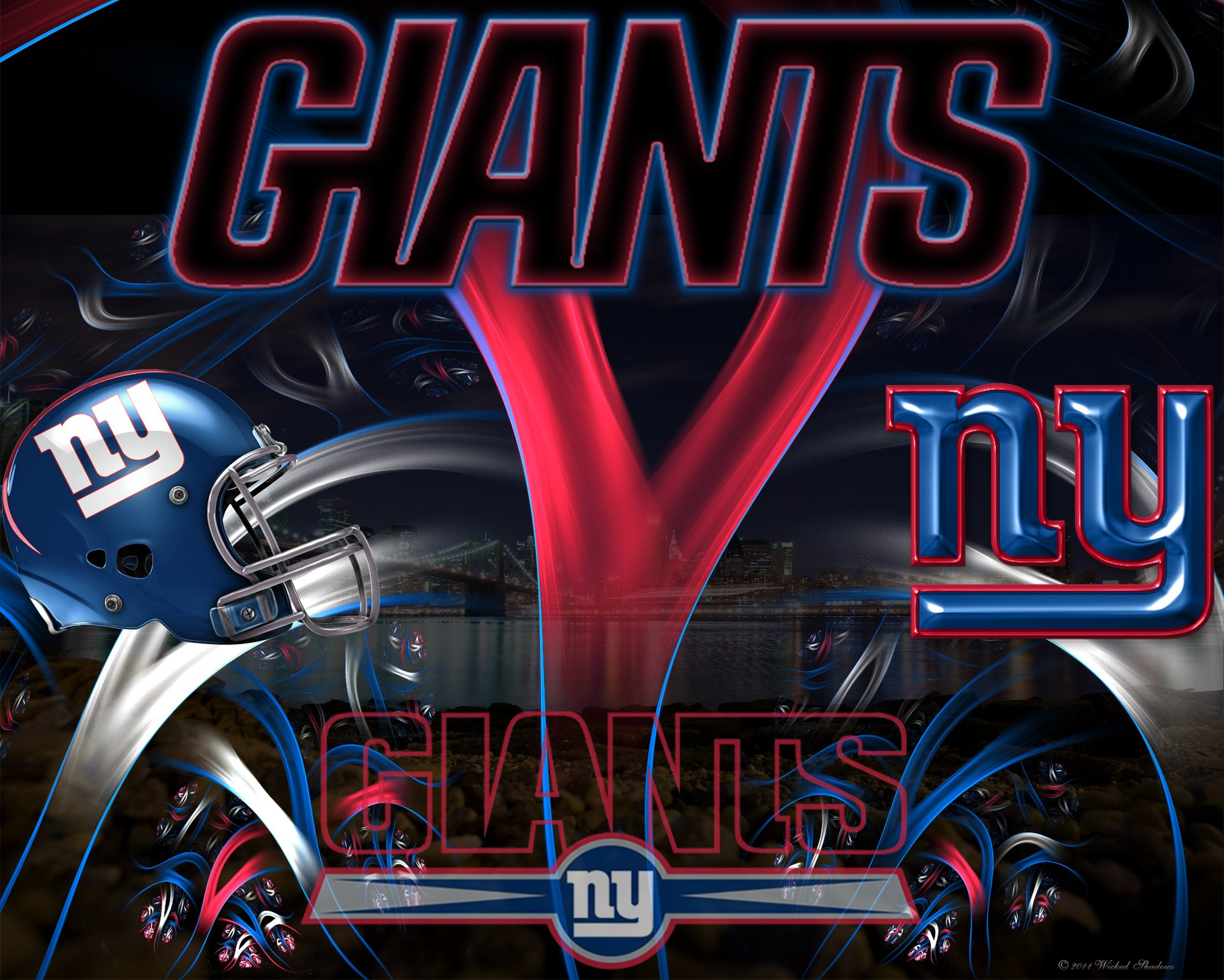 47 New York Giants Wallpaper Desktop On Wallpapersafari