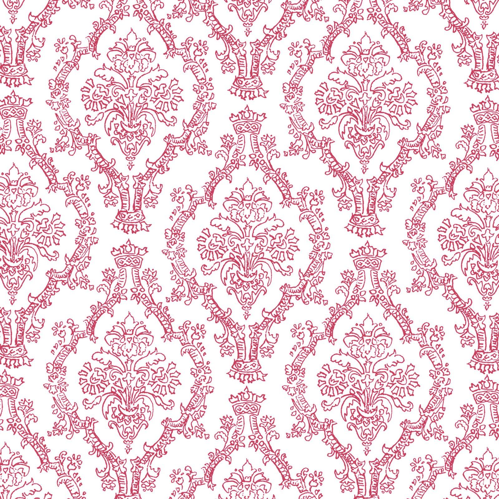 Mel Stampz 19 colour Pencil Damask patterns 1600x1600