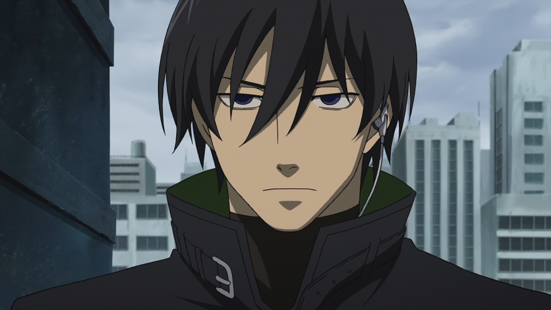 Darker Than Black Wallpapers Hd Wallpapersafari