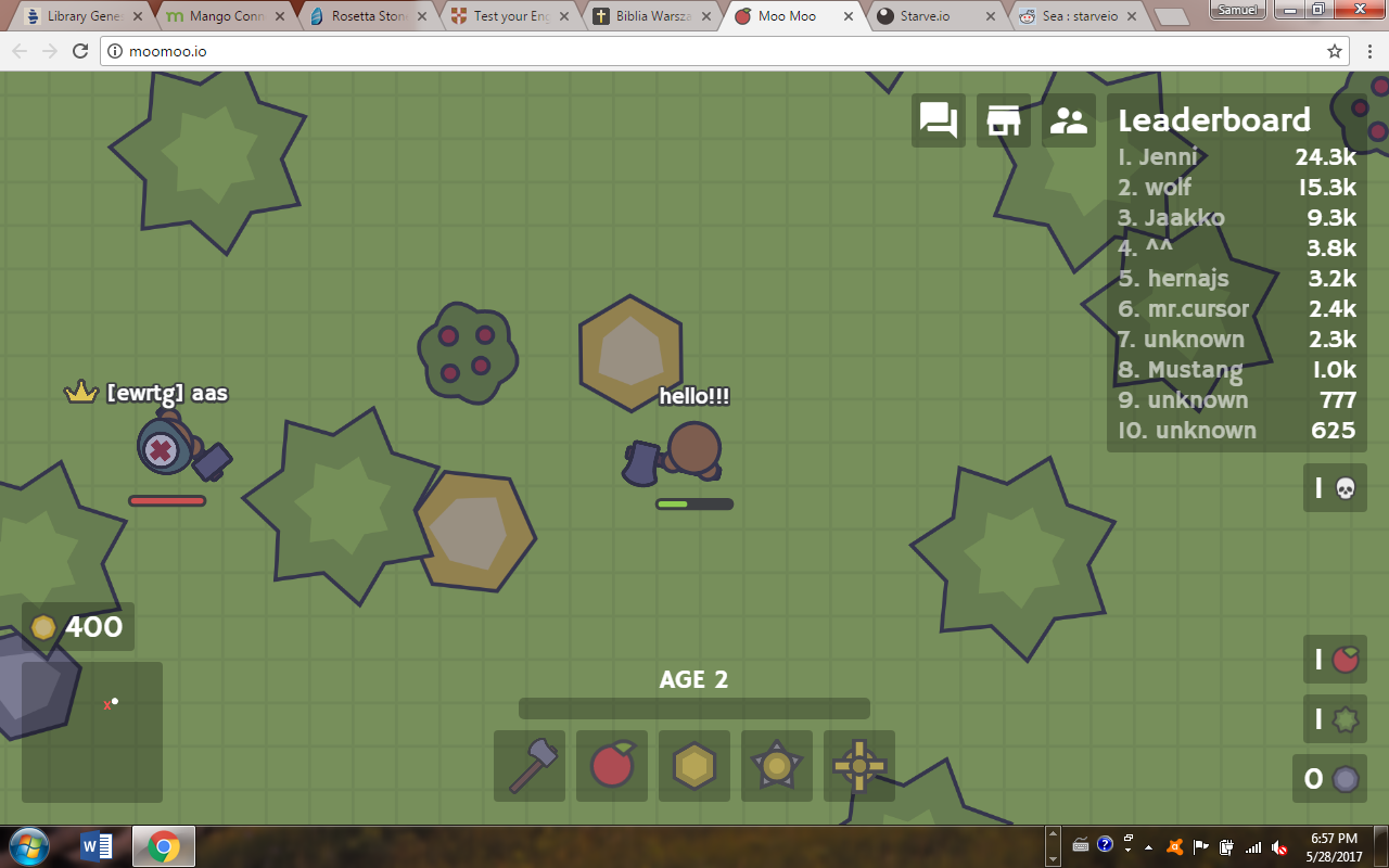 2 nearby gold ores moomooio 1280x800