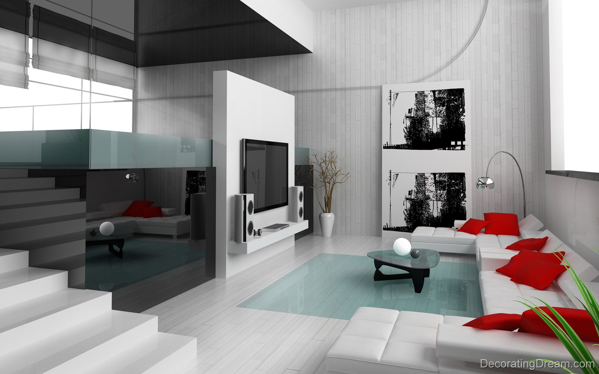 Free Download Luxury Modern Living Room Hq Wallpapers Decorating Dream 1920x1200 For Your Desktop Mobile Tablet Explore 50 Modern Wallpaper Living Room Modern Wallpaper Designs Interior Design Gray Modern
