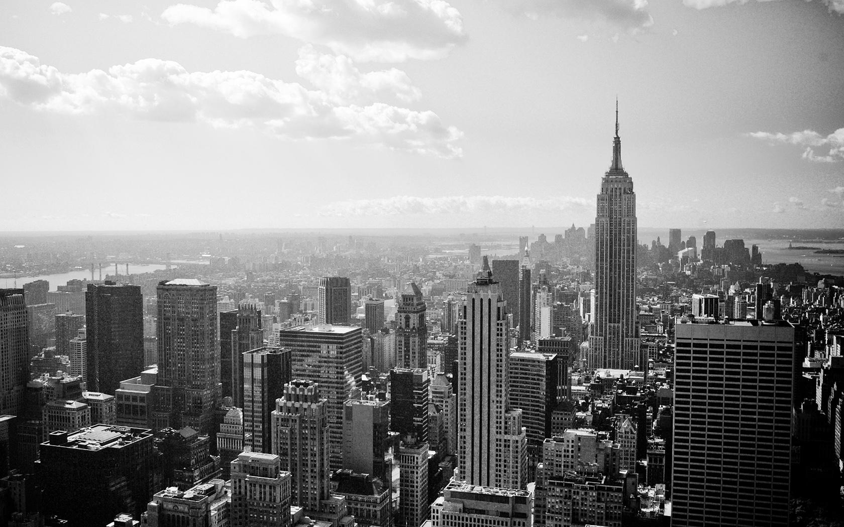 New York Black And White Wallpaper 1680x1050 pixel Popular HD 1680x1050