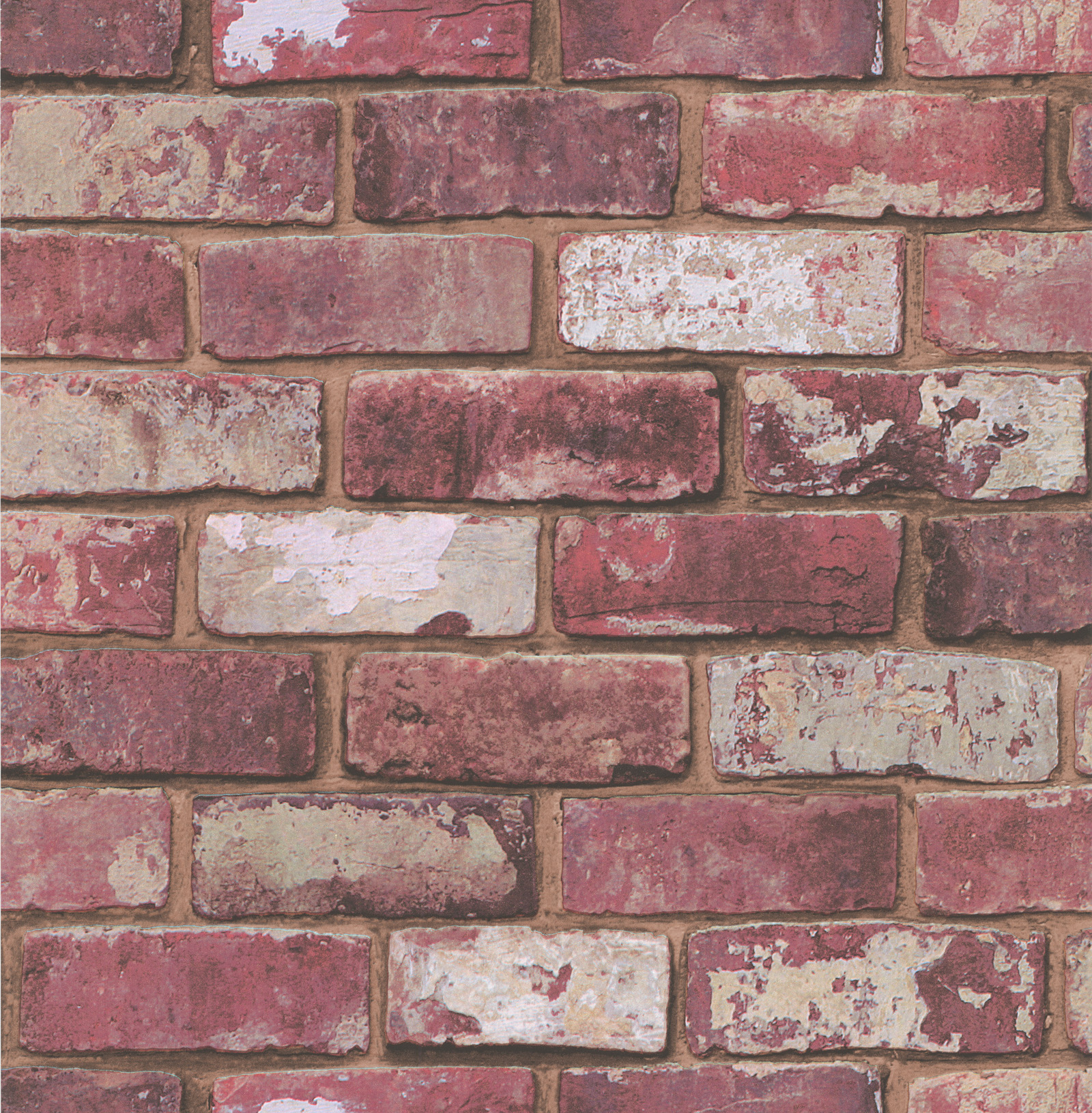 Red Brick Wallpaper   designer wallcovering   Designer Wallpapers 1600x1632