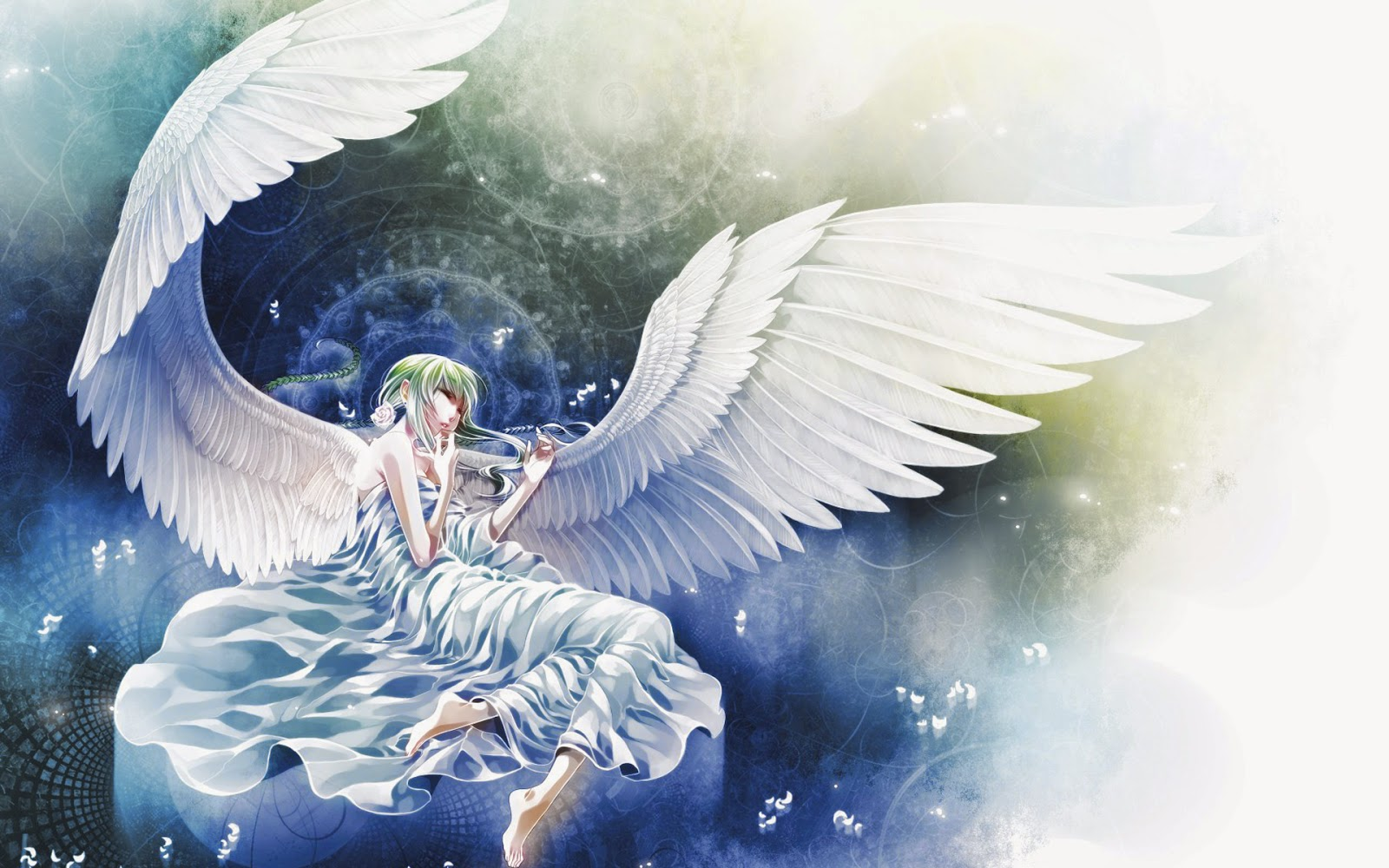 angel wallpapers which you love to set as desktop wallpapers 1600x1000