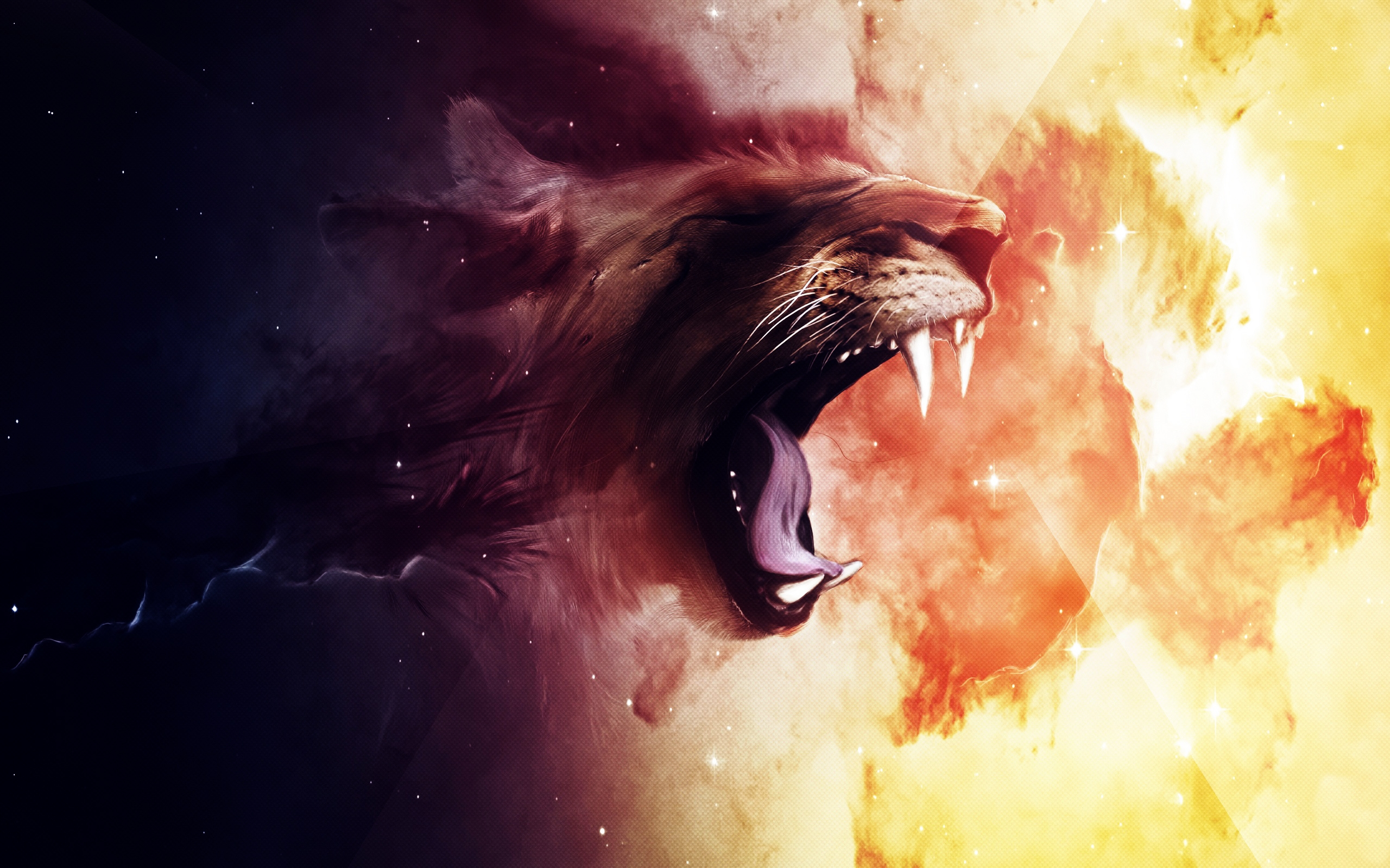 Roaring Lion Wallpapers HD Wallpapers 2560x1600