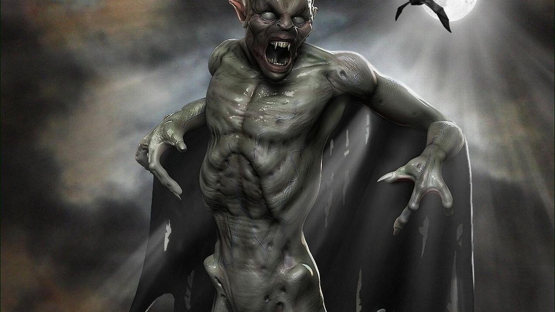 Free Vampire Wallpaper - WallpaperSafari